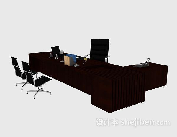 董事长办公桌椅