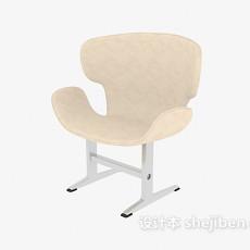 休闲天鹅椅3d模型下载