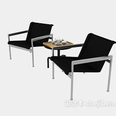 简洁休闲椅子3d模型下载