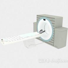 ct检查设备3d模型下载