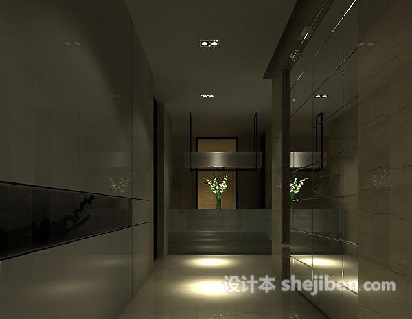酒店宾馆走廊