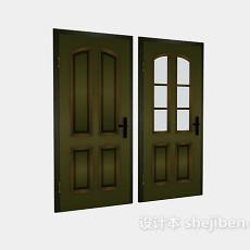 门3d模型下载