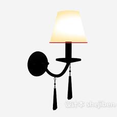 欧式风格壁灯3d模型下载