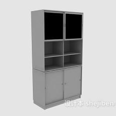 档案柜3d模型下载