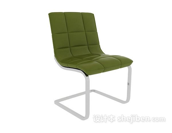 洽谈区椅子模型