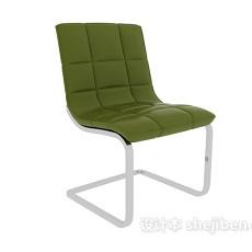 洽谈区椅子3d模型下载