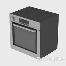 蒸汽炉3d模型下载
