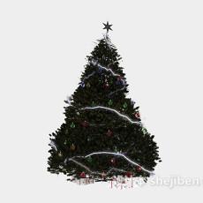 圣诞树3d模型下载
