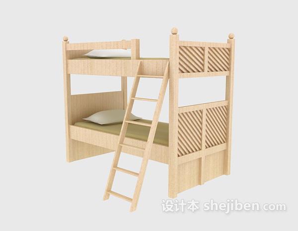 学校寝室上下床