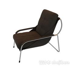 休闲沙发三维3d模型下载