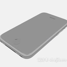 Iphone3手机3d模型下载