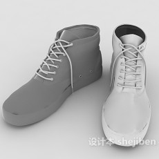 鞋子3d模型下载