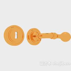豪华拉手3d模型下载