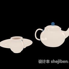 茶壶3d模型下载