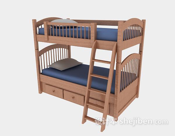 儿童床上下床