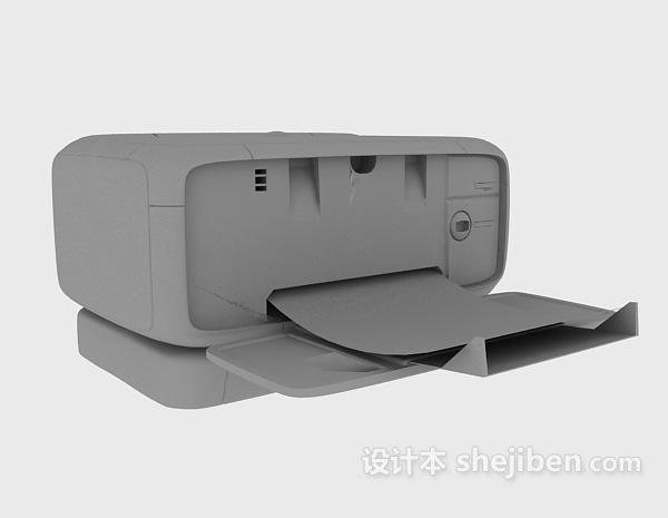 宅用小型打印机