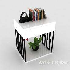 柜子家具3d模型下载