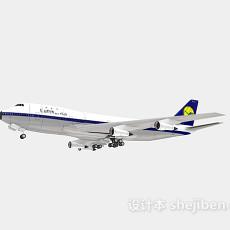 运输机、客机、飞机max103d模型下载