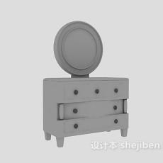 欧式家具柜子38套3d模型下载
