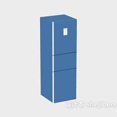 电冰箱3d模型下载