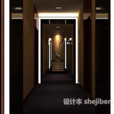 别墅餐厅3d模型下载