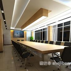 会议室专用椅3d模型下载
