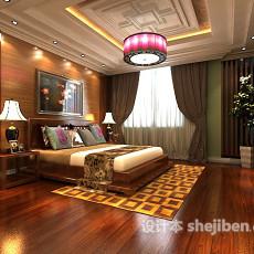 室内房间卧室3d模型下载