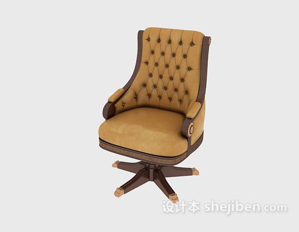 欧式风格老板椅