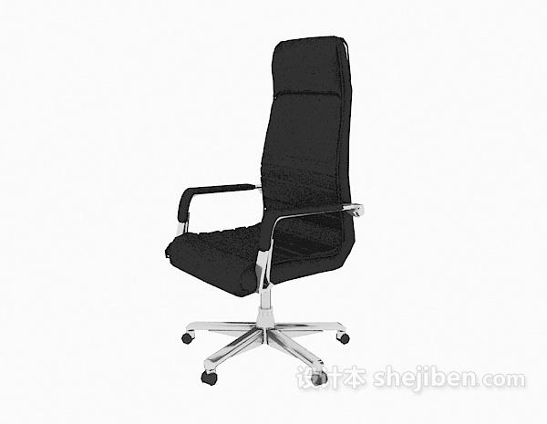 公司黑色办公椅