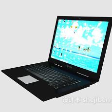 笔记本家居电脑3d模型下载