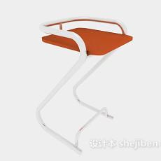 现代个性休闲椅子3d模型下载