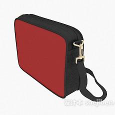 手袋包3d模型下载