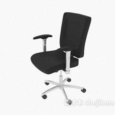 时尚办公椅3d模型下载