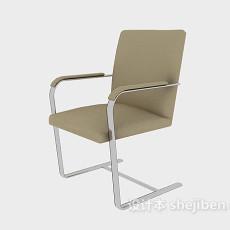 扶手家居椅子3d模型下载