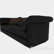 家居客厅沙发3d模型下载
