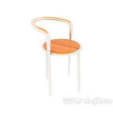 家居儿童椅3d模型下载