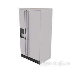 冰相冰柜3d模型下载