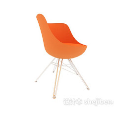 家居蛋椅3d模型下载