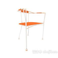 简约家居椅子3d模型下载