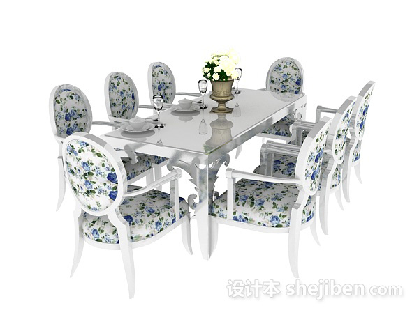 地中海餐桌餐椅