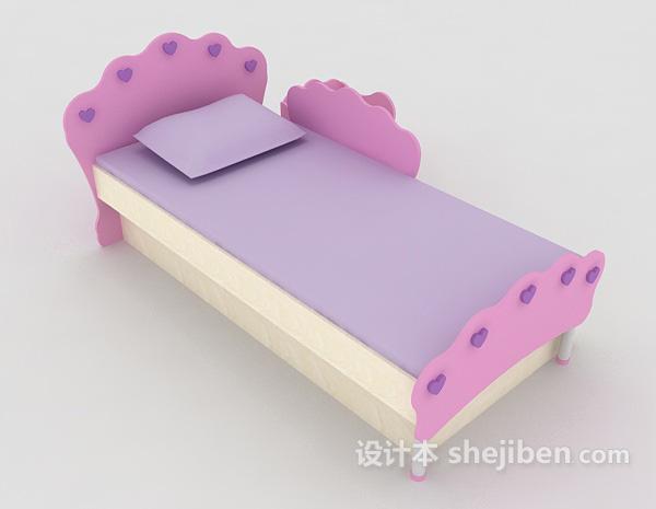 温馨儿童床