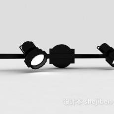 常见舞台射灯3d模型下载