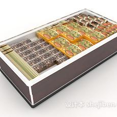 冷冻冰柜3d模型下载