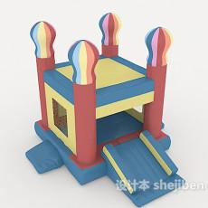 儿童玩具房3d模型下载