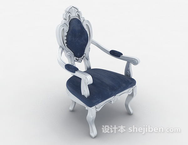 纯铜欧式餐椅