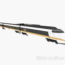 高铁3d模型下载