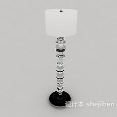 现代家庭落地灯3d模型下载