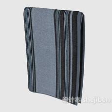 家居用品毛巾3d模型下载