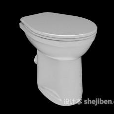 常见马桶3d模型下载