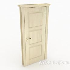 常见实用房门3d模型下载